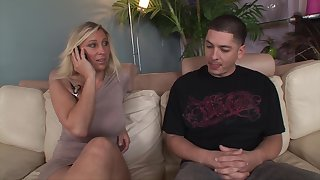MILF Devon Lee loves to acquire pounded by young studs