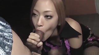 Nice Japanese Blowjob