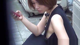 Asian teens tits filmed
