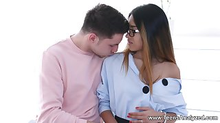 Teens Analyzed - Roxy Lips - Anal love with hot nubile