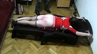 Homemade Spanking Scourging 4