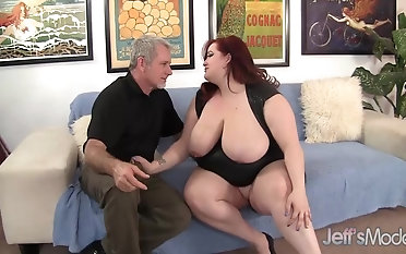 Yam-sized titted plumper Eliza Attract Devotes Her snatch and species in the matter of a firm meatpipe