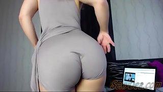 Sexydea live showcase twerk taunt jism