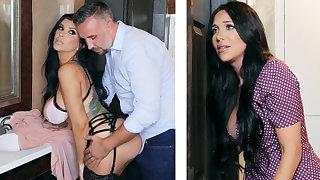 Mistress fuck friend's groom before conjugal