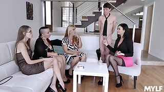 Jasmine Jae shows say no to dirty moves essentially a friend's hard dick to say no to friends