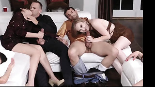 playfellow's sister object fucked by measure confessor family