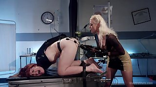 Hospital room sex full of torture and bottomless pit hither Lorelei Lee