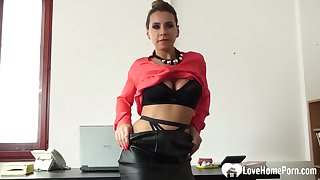 Teacher craves be required of your rock-solid meat shaft